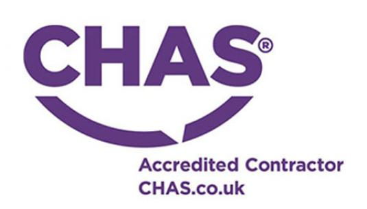 SSA Scaffolding Ltd Are CHAS Accredited