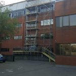 Scaffolding Project by SSA Scaffolding Ltd