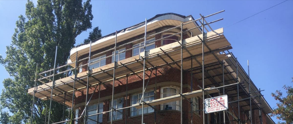 Scaffolding Hire South London - Scaffolding Rental London - SSA Scaffolding Ltd